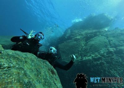 El Balito nurkowanie Teneryfa
