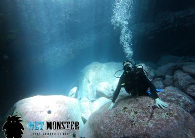 El Balito Teneryfa nurkowanie