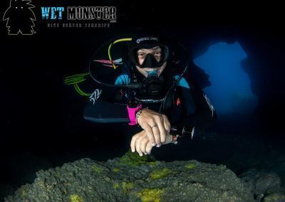 jaskinie nurkowanie Teneryfa