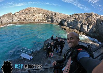 nurkowanie El Balito Teneryfa