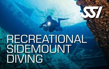 nurkowanie sidemount Teneryfa