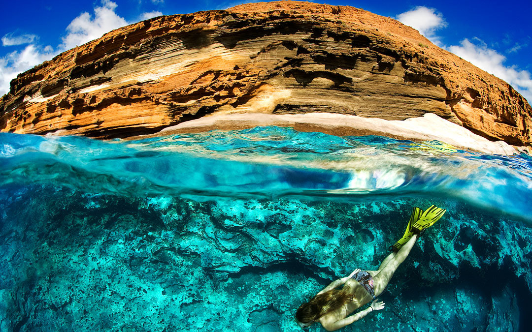 nurkowanie Teneryfa Costa del Silencio