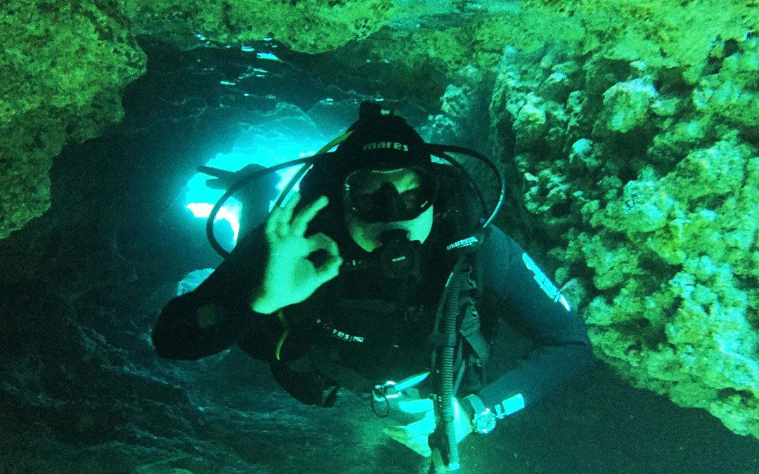 nurkowanie Teneryfa Las Eras