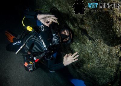 Teneryfa nurkowanie w jaskiniach